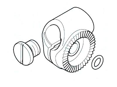 Alternate View - Line Drawing