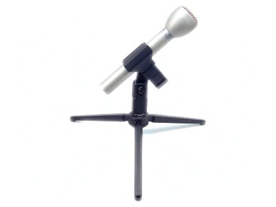 Alternate View With Microphone