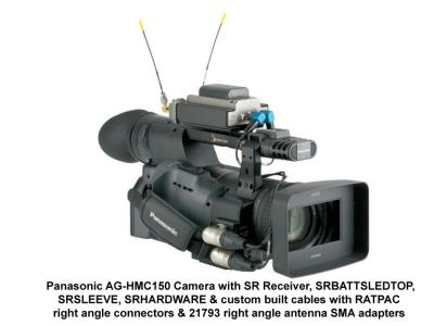 Camera With SR, SRBATTSLEDTOP, SRSLEEVE, SRHARWARE