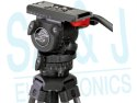 0743 | System FSB8t / 2 MD, Includes: FSB8t Fluid Head (#0705) + Tripod Eng 7