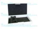 TR-WCC | Carrying Case, White, Accessory For Tram TR50W Lavalier Mics