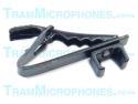 TR-BTB | Clip, Tie Bar, Black, Accessory For Tram TR50B Lavalier Mics
