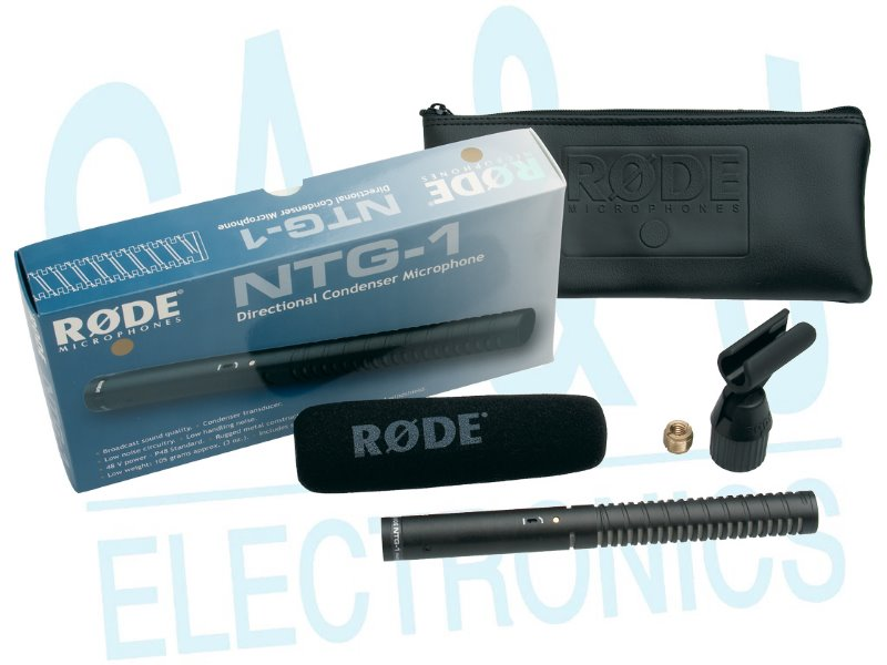 ntg1_supplied rode shotgun mic kit rode ntg1 48vdc phantom power only ntg1 kit saj  at gsmx.co