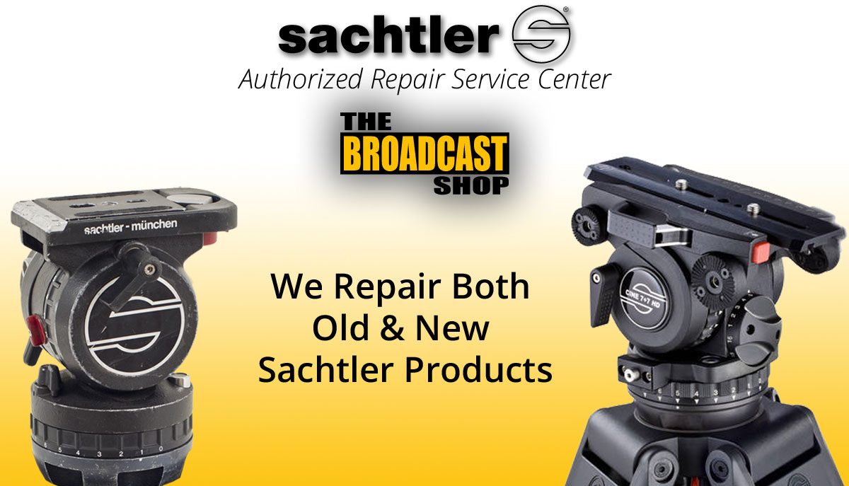 Sachtler Authorized Service Center
